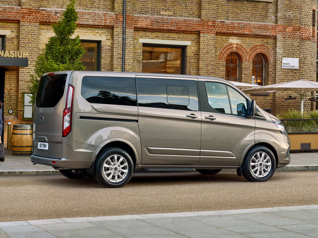 ford transit custom профиль