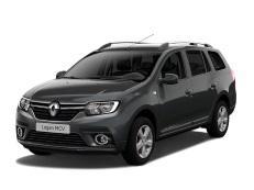 Renault Logan II (M0) facelift MCV