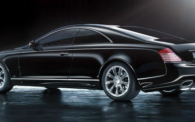 Maybach 57S Xenatec Coupe