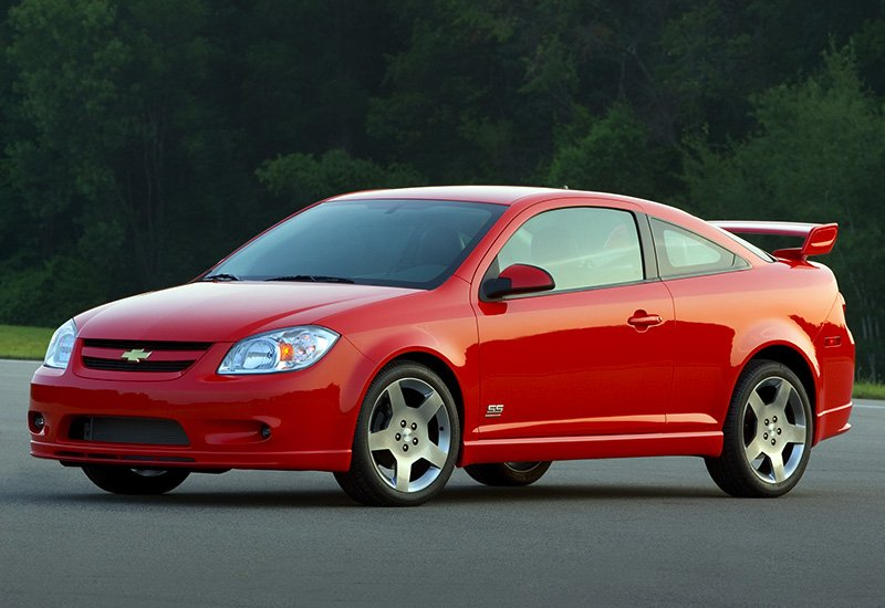 Chevrolet Cobalt SS Supercharged Coupe