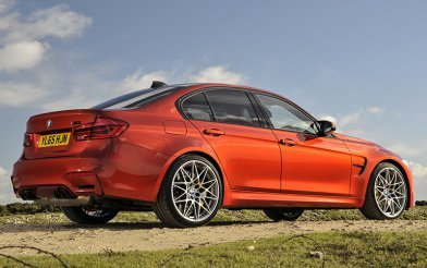 BMW M3 Competition Package (F80)