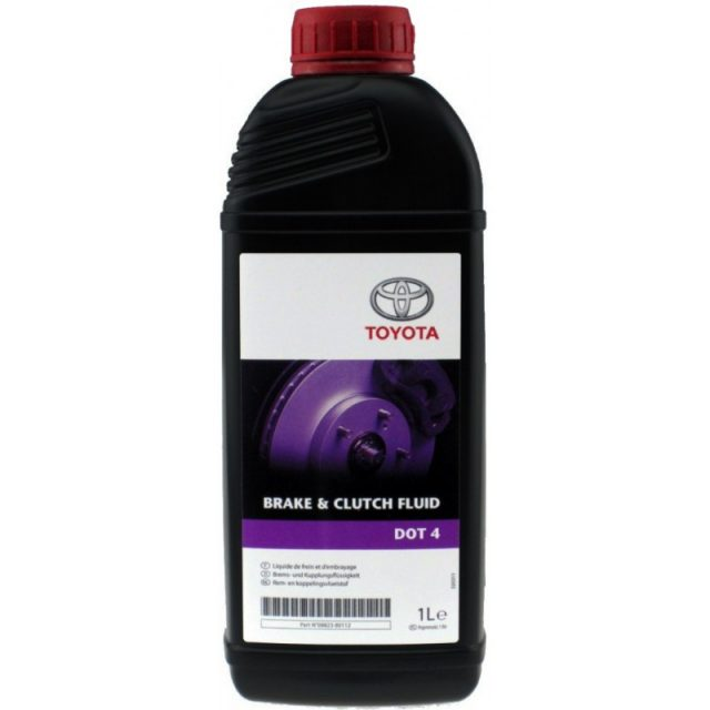 TOYOTA DOT 4 BRAKE FLUID