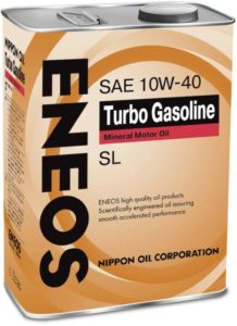 Turbo Gasoline Mineral SL 10W-40