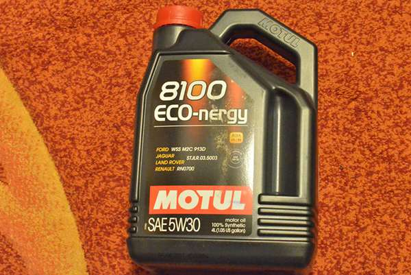 Motul 8100 eco nergy 5w 30