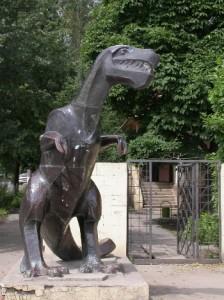35. t-rex