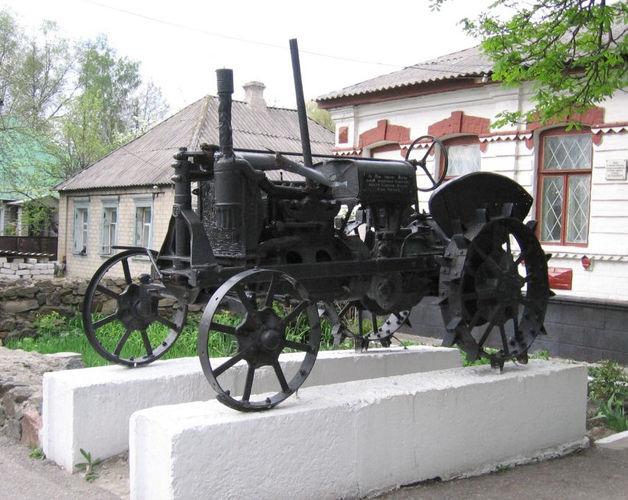 50. traktor