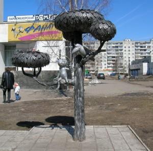9. котенок с улицы Лизюкова
