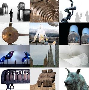 муравина оля, победитель конкурса скульптур в Олимпийский парк Сочи